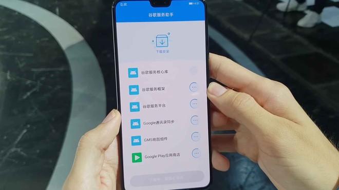 Đã có người cài đặt thành công Google Play Store lên Huawei Mate 30 - Ảnh 3.