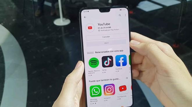 Đã có người cài đặt thành công Google Play Store lên Huawei Mate 30 - Ảnh 4.