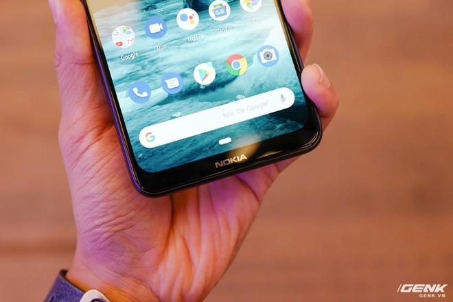 Cận cảnh Nokia 7.2 vừa ra mắt: Cụm camera trước & sau được Zeiss phát triển, mặt lưng màu xanh giống iPhone mới, giá gần 6,2 triệu đồng - Ảnh 8.