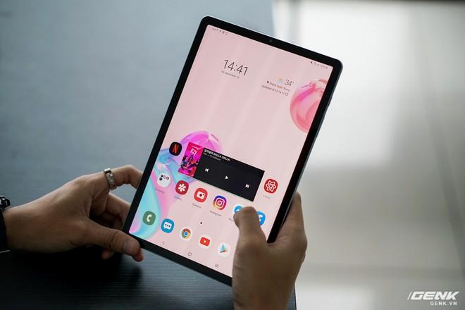 2 tính năng trên Galaxy Tab S6 được Samsung quảng cáo thay thế laptop hoạt động như thế nào? - Ảnh 1.