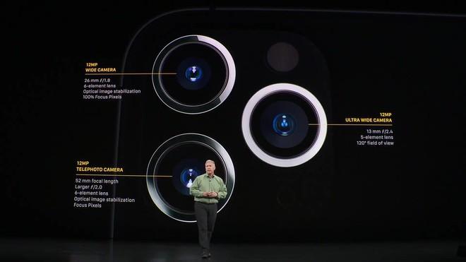 Camera góc siêu rộng trên iPhone 11 lại không có các tính năng rất cần thiết cho nhiếp ảnh gia - Ảnh 2.