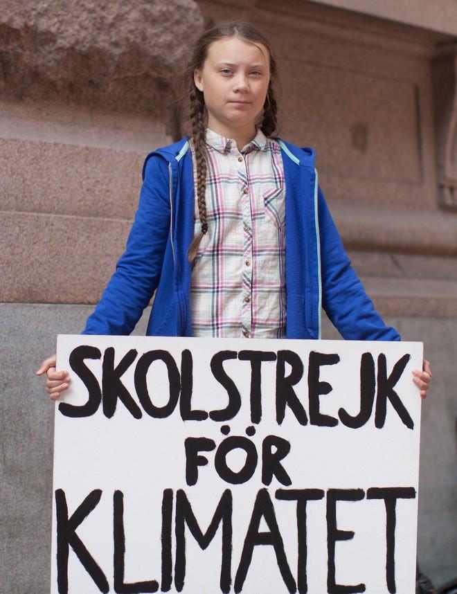 Bài phát biểu chấn động thế giới của nhà hoạt động môi trường mới 16 tuổi: Sao các người dám làm thế? - Ảnh 1.