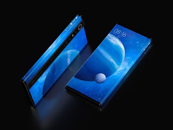 Xiaomi Mi MIX Alpha ra mắt với thiết kế không tưởng: Màn hình bao xung quanh thân máy, chiếm tỷ lệ 180%, camera 108MP, giá 2.800 USD - Ảnh 3.