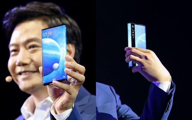 Xiaomi Mi MIX Alpha ra mắt với thiết kế không tưởng: Màn hình bao xung quanh thân máy, chiếm tỷ lệ 180%, camera 108MP, giá 2.800 USD - Ảnh 9.