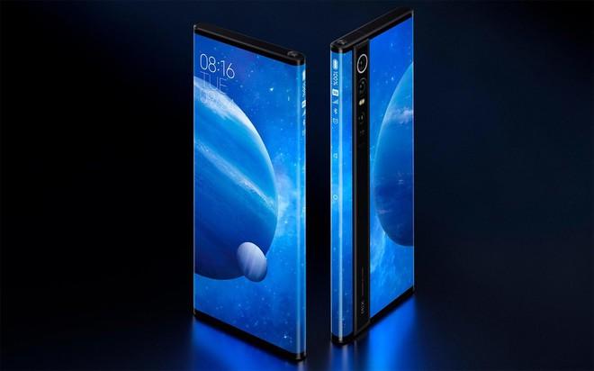 Xiaomi Mi MIX Alpha ra mắt với thiết kế không tưởng: Màn hình bao xung quanh thân máy, chiếm tỷ lệ 180%, camera 108MP, giá 2.800 USD - Ảnh 5.