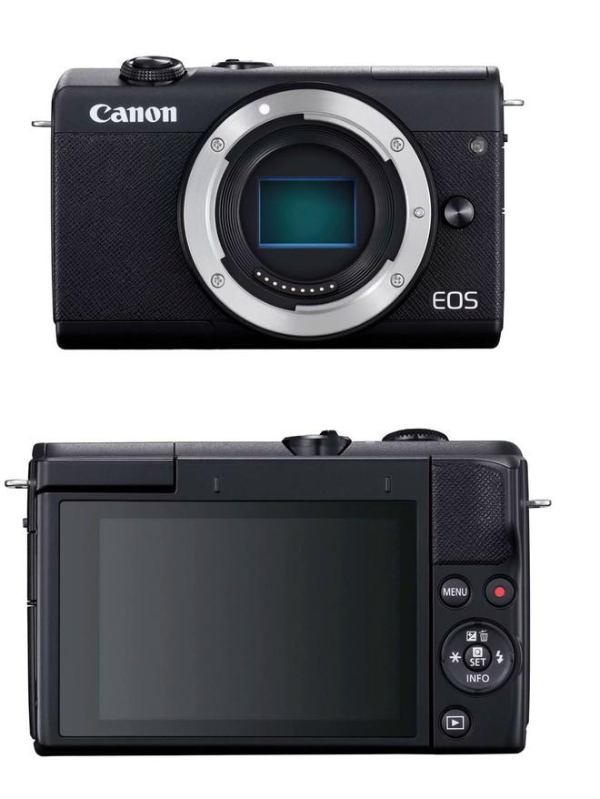 Canon ra mắt máy ảnh không gương lật nhập môn EOS M200 - Ảnh 4.