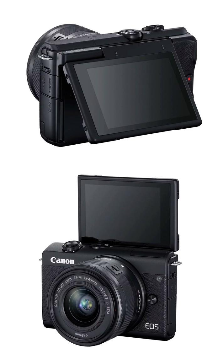 Canon ra mắt máy ảnh không gương lật nhập môn EOS M200 - Ảnh 6.