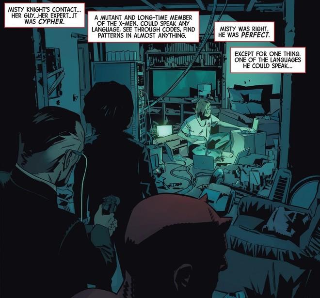 Cypher - anh hùng có sức mạnh tưởng chừng vô dụng nhất Marvel, nhưng vào thời điểm hiện tại thì lại rất mạnh - Ảnh 4.