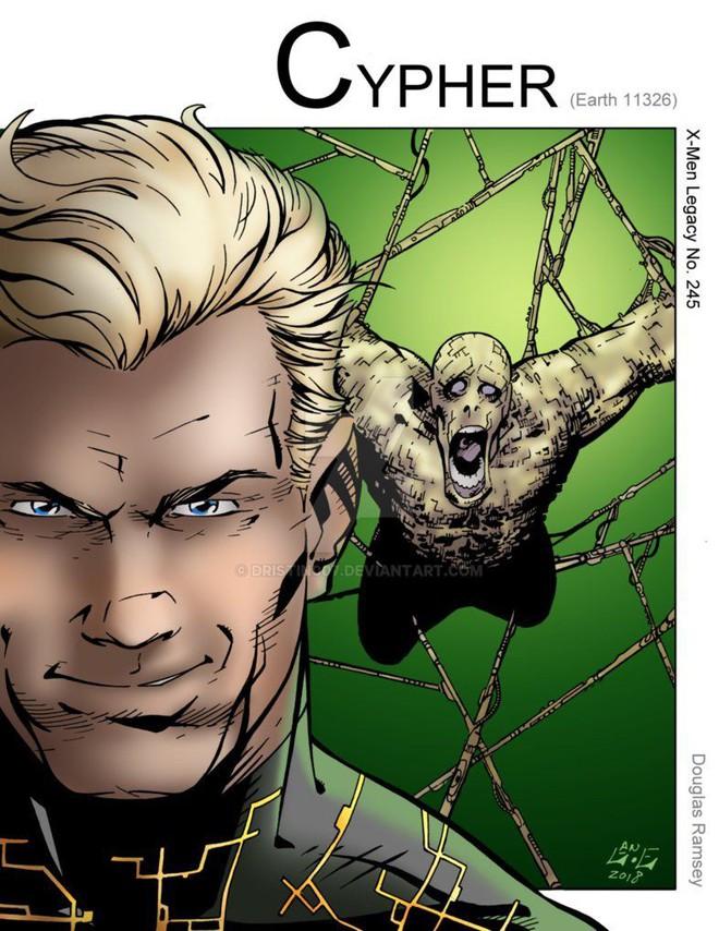 Cypher - anh hùng có sức mạnh tưởng chừng vô dụng nhất Marvel, nhưng vào thời điểm hiện tại thì lại rất mạnh - Ảnh 1.