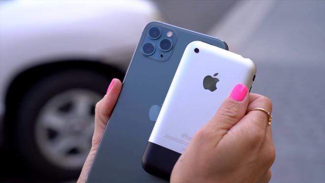 Khả năng chụp ảnh của iPhone 11 Pro sẽ như thế nào nếu so sánh với...ông tổ iPhone 2G? - Ảnh 1.