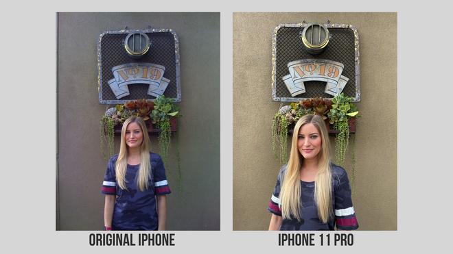 Khả năng chụp ảnh của iPhone 11 Pro sẽ như thế nào nếu so sánh với...ông tổ iPhone 2G? - Ảnh 3.