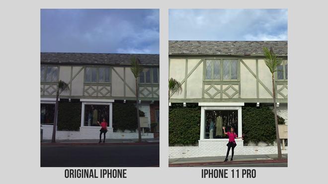 Khả năng chụp ảnh của iPhone 11 Pro sẽ như thế nào nếu so sánh với...ông tổ iPhone 2G? - Ảnh 4.