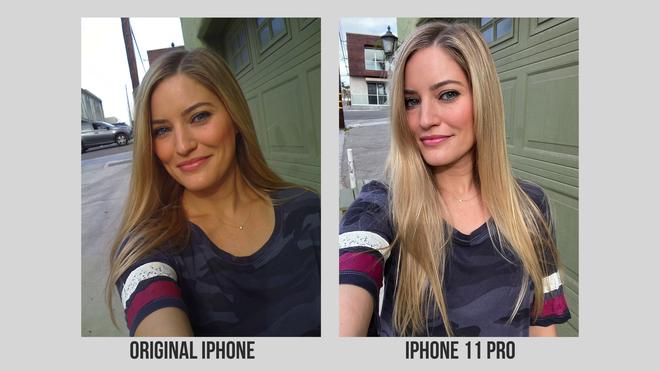 Khả năng chụp ảnh của iPhone 11 Pro sẽ như thế nào nếu so sánh với...ông tổ iPhone 2G? - Ảnh 9.