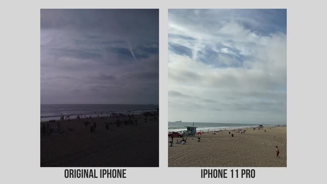 Khả năng chụp ảnh của iPhone 11 Pro sẽ như thế nào nếu so sánh với...ông tổ iPhone 2G? - Ảnh 6.