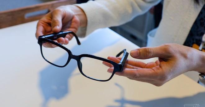 Amazon giới thiệu kính mắt thông minh Echo Frames, tích hợp Alexa, giá 180 USD - Ảnh 4.