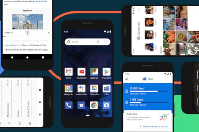 Google ra mắt Android 10 Go Edition, đây là tất cả những tính năng khác biệt - Ảnh 1.