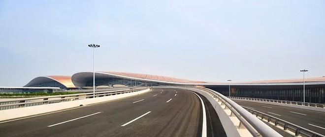 Bắc Kinh vừa khánh thành sân bay mới với ga chờ lớn nhất thế giới - Ảnh 5.