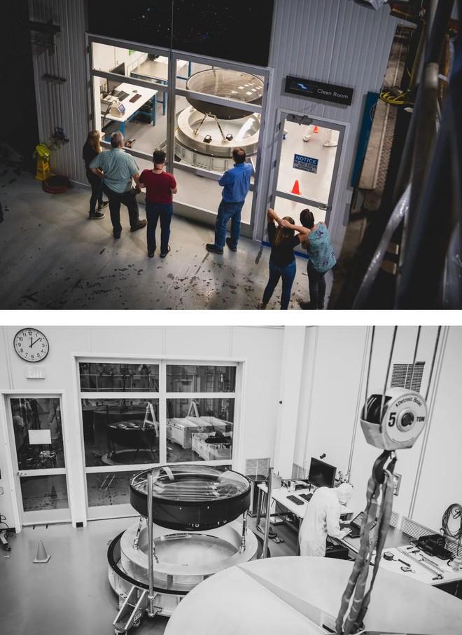 Đây là ống kính quang học lớn nhất Thế giới: Rộng 1.5m, sản xuất suốt 5 năm mới xong - Ảnh 3.