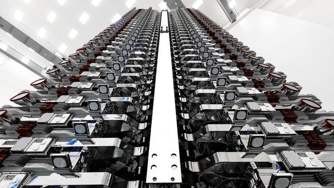 Vệ tinh của Elon Musk tí nữa thì va phải vệ tinh nghiên cứu của Cơ quan Vũ trụ Châu Âu - Ảnh 3.