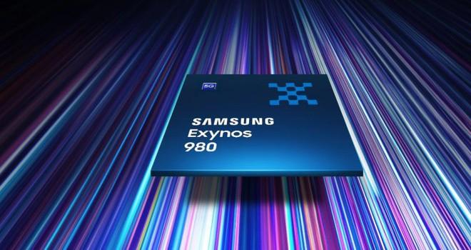 Samsung ra mắt chip Exynos 980, bộ vi xử lý tích hợp modem 5G đầu tiên của hãng - Ảnh 1.