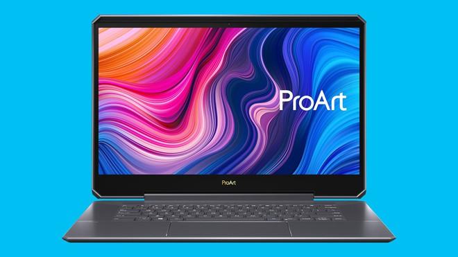 Asus đáp trả MacBook Pro với loạt laptop chuyên đồ hoạ ProArt StudioBook: Core i9, GPU Quadro RTX, RAM 128GB - Ảnh 1.