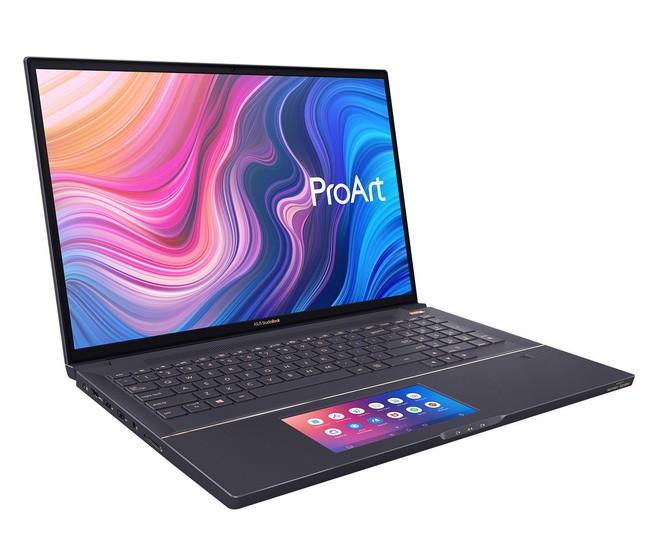 Asus đáp trả MacBook Pro với loạt laptop chuyên đồ hoạ ProArt StudioBook: Core i9, GPU Quadro RTX, RAM 128GB - Ảnh 2.