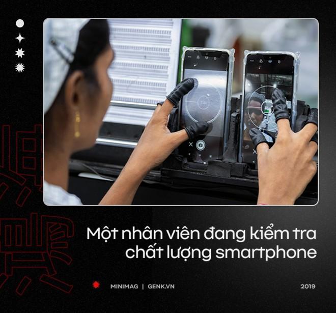 Chiếc iPhone tiếp theo có thể sẽ do Đội quân phụ nữ lương 4 đô/ngày này làm ra - Ảnh 4.