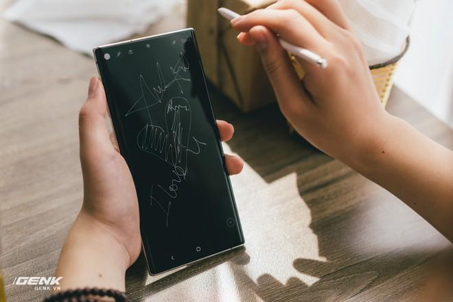 Tất tần tật những chiêu vẩy đũa thần trên S Pen của Galaxy Note 10 - Ảnh 7.