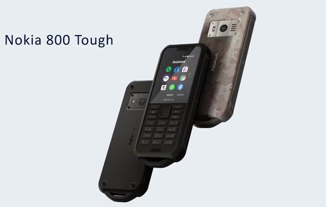 Nokia ra mắt cục gạch siêu bền, chống nước, pin 43 ngày, giá 2.8 triệu đồng - Ảnh 1.