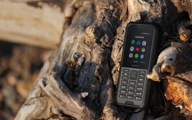 Nokia ra mắt cục gạch siêu bền, chống nước, pin 43 ngày, giá 2.8 triệu đồng - Ảnh 4.