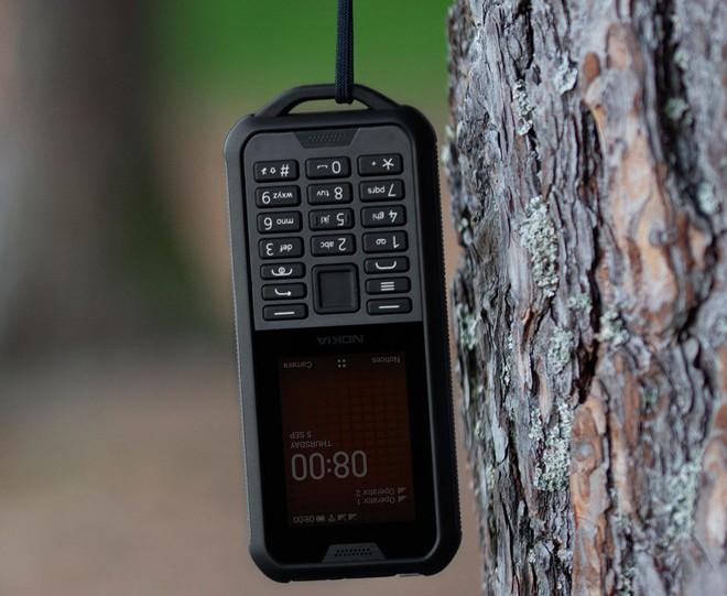 Nokia ra mắt cục gạch siêu bền, chống nước, pin 43 ngày, giá 2.8 triệu đồng - Ảnh 3.