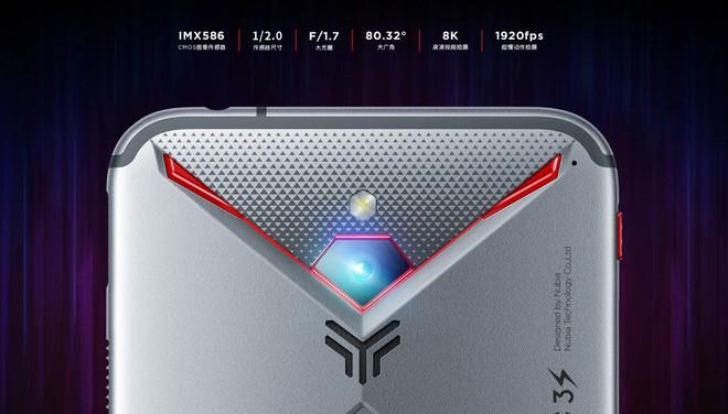 Nubia Red Magic 3S ra mắt: Snapdragon 855+, màn hình 90Hz, pin 5000mAh, giá từ 9.8 triệu đồng - Ảnh 3.