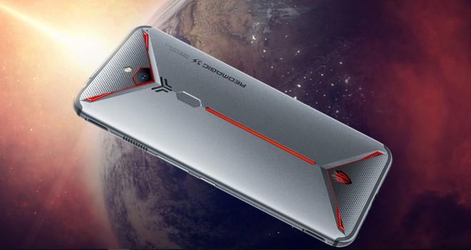 Nubia Red Magic 3S ra mắt: Snapdragon 855+, màn hình 90Hz, pin 5000mAh, giá từ 9.8 triệu đồng - Ảnh 1.