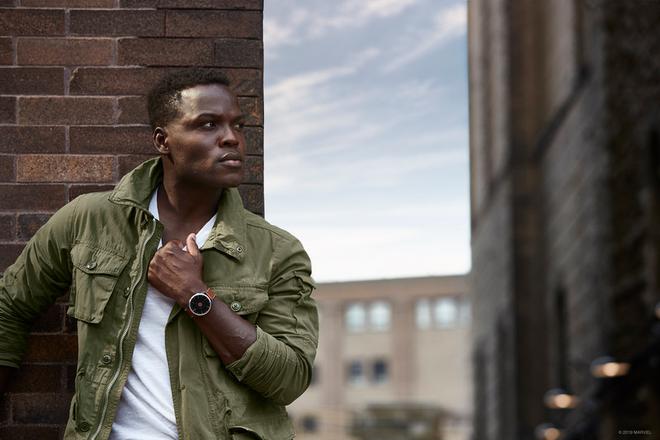 Garmin hợp tác Marvel làm đồng hồ GPS cho người lớn, thiết kế không hề tệ chút nào - Ảnh 4.