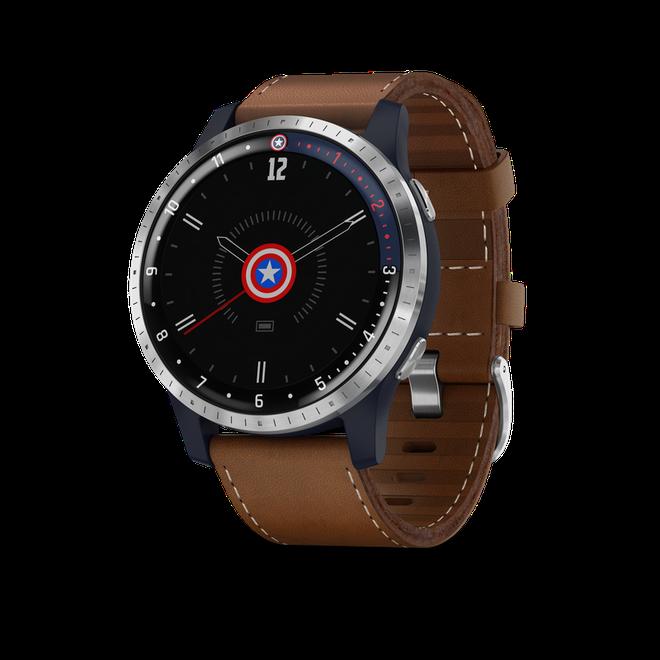 Garmin hợp tác Marvel làm đồng hồ GPS cho người lớn, thiết kế không hề tệ chút nào - Ảnh 5.