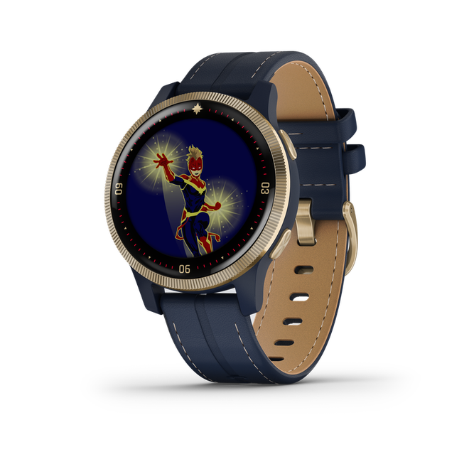 Garmin hợp tác Marvel làm đồng hồ GPS cho người lớn, thiết kế không hề tệ chút nào - Ảnh 6.