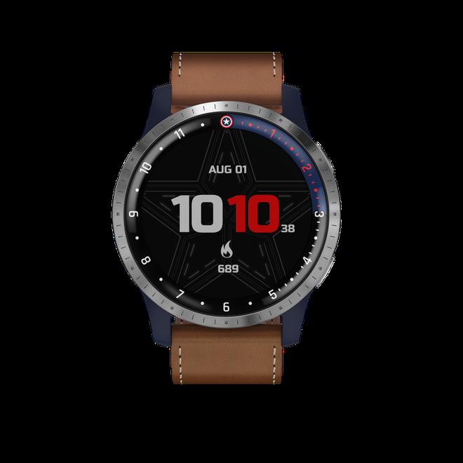Garmin hợp tác Marvel làm đồng hồ GPS cho người lớn, thiết kế không hề tệ chút nào - Ảnh 7.