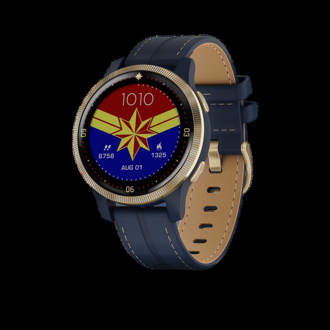 Garmin hợp tác Marvel làm đồng hồ GPS cho người lớn, thiết kế không hề tệ chút nào - Ảnh 8.