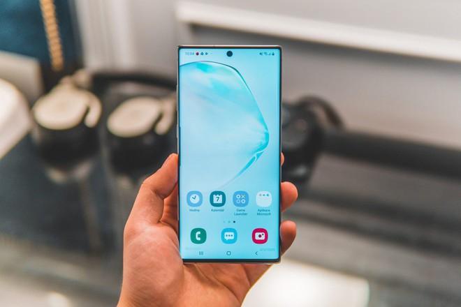 Samsung ra mắt phiên bản Galaxy Note 10 mới, không dành cho đối tượng người dùng bình thường - Ảnh 2.