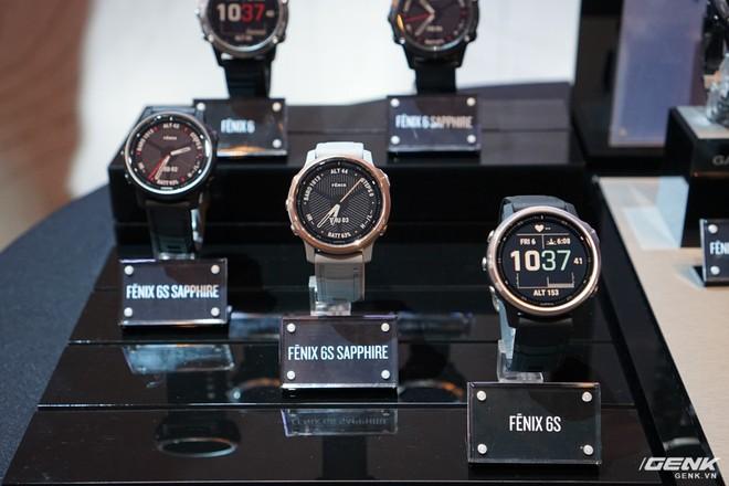 Cận cảnh Garmin Fenix 6X Pro Solar: Smartwatch đầu tiên nạp pin bằng năng lượng Mặt Trời, giá lên đến gần 29 triệu đồng cho bản cao cấp nhất - Ảnh 8.
