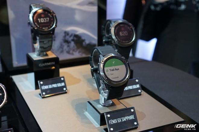 Cận cảnh Garmin Fenix 6X Pro Solar: Smartwatch đầu tiên nạp pin bằng năng lượng Mặt Trời, giá lên đến gần 29 triệu đồng cho bản cao cấp nhất - Ảnh 1.