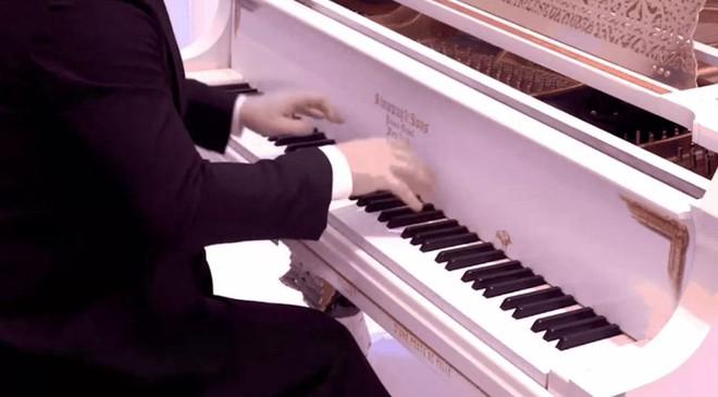 So sánh tiếng đàn piano giá chỉ 11 triệu và giá 60 tỷ xem có gì khác nhau? - Ảnh 1.