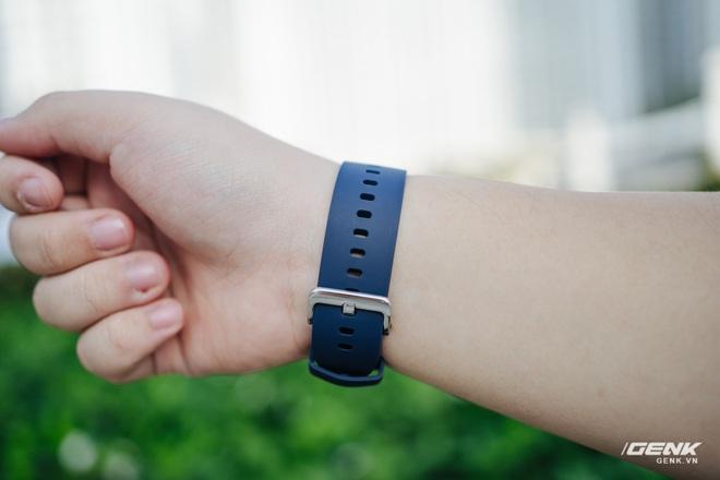 Trên tay Xiaomi Mi Watch Color tại VN: Giá rẻ và đáng mua hơn Mi Watch - Ảnh 11.