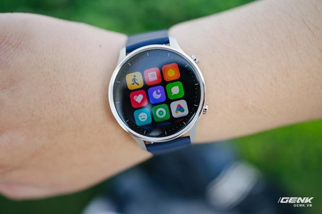 Trên tay Xiaomi Mi Watch Color tại VN: Giá rẻ và đáng mua hơn Mi Watch - Ảnh 14.