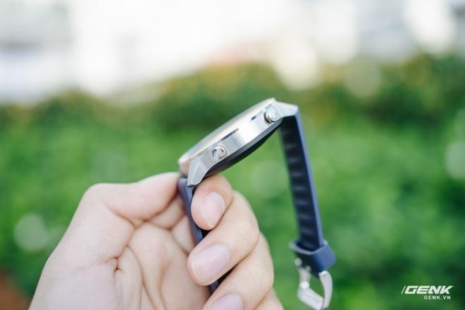 Trên tay Xiaomi Mi Watch Color tại VN: Giá rẻ và đáng mua hơn Mi Watch - Ảnh 12.