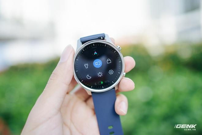Trên tay Xiaomi Mi Watch Color tại VN: Giá rẻ và đáng mua hơn Mi Watch - Ảnh 5.