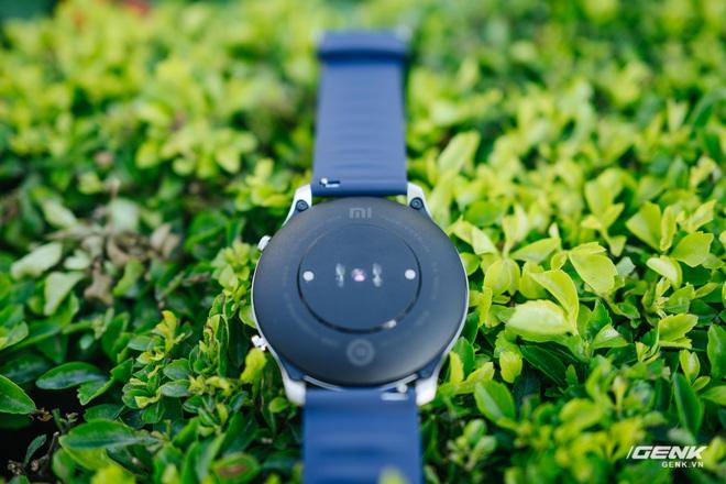 Trên tay Xiaomi Mi Watch Color tại VN: Giá rẻ và đáng mua hơn Mi Watch - Ảnh 10.