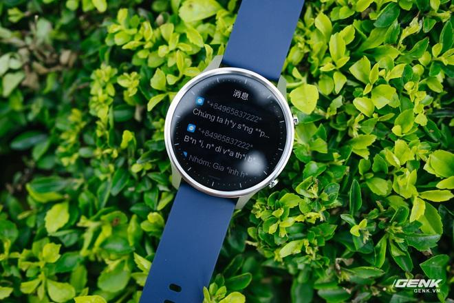 Trên tay Xiaomi Mi Watch Color tại VN: Giá rẻ và đáng mua hơn Mi Watch - Ảnh 17.
