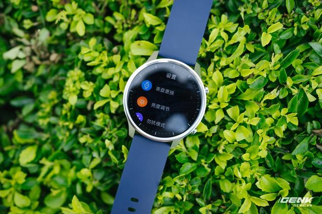 Trên tay Xiaomi Mi Watch Color tại VN: Giá rẻ và đáng mua hơn Mi Watch - Ảnh 16.