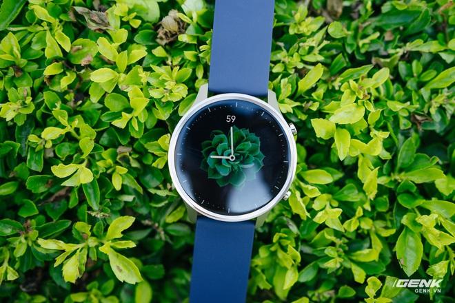 Trên tay Xiaomi Mi Watch Color tại VN: Giá rẻ và đáng mua hơn Mi Watch - Ảnh 6.